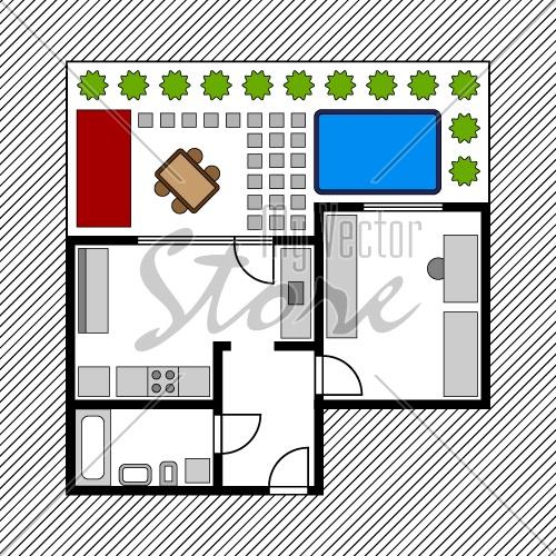 Small garden house plans