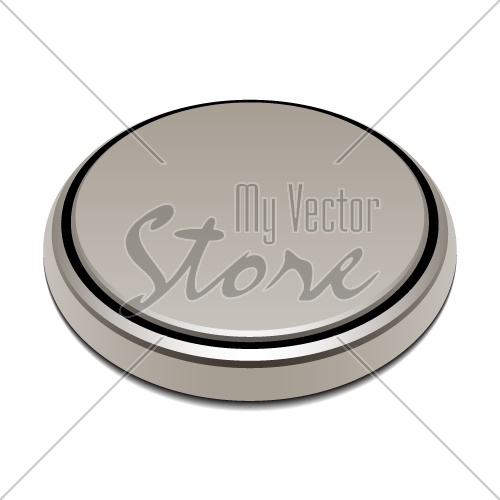 vector 3v button lithium battery