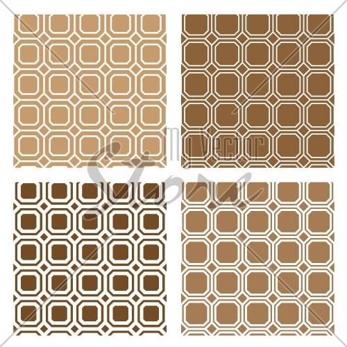 vector line square tile seamless background