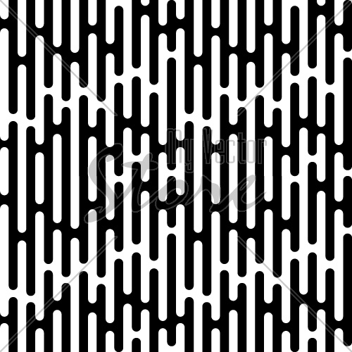 seamless rain irregular lines background pattern vector