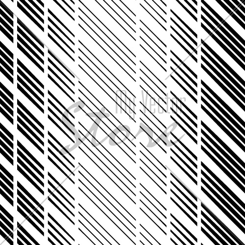 regular lined striped seamless background vector