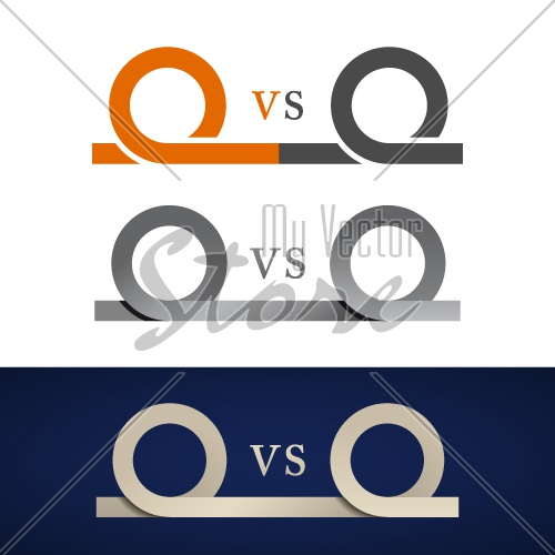 anything vs something symbol template vector