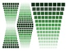 vector green design elements