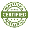 vector pure Natural stamp