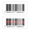 vector barcode stickers