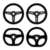 vector racing steering wheels