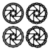 vector bike brake disc black silhouette
