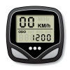vector bicycle speedometer computer
