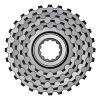 vector bicycle gear cogwheel sprocket icon