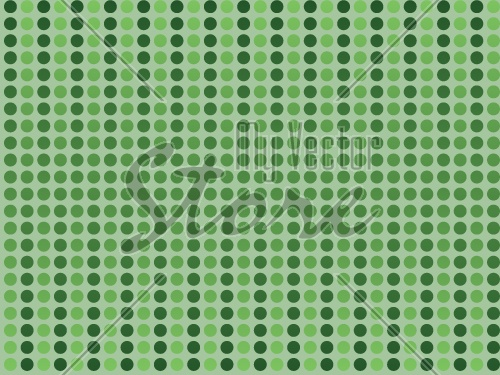 vector green mosaic - seamless wallpaper