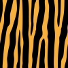 vector seamless tiger pattern
