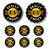 vector really best choice labels