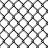 vector wire fence seamless black silhouette